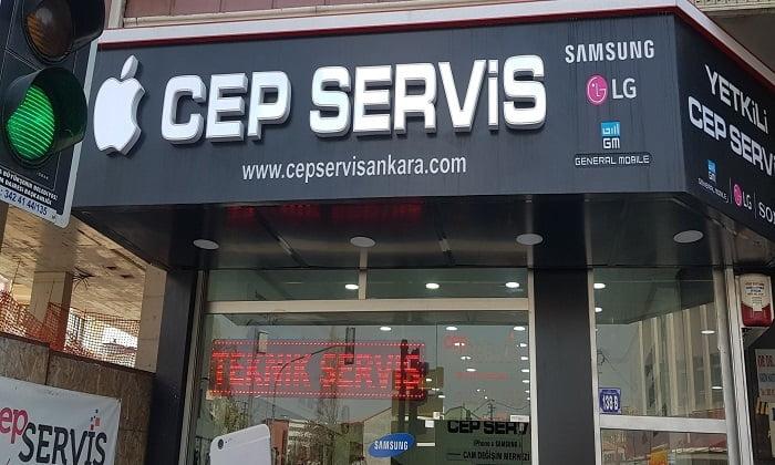 Cepservis Yılların tecrübe ve birimi ile Ankara ve Türkiye geneline Akıllı Telefonlar ile Tabletlerin Tamir ve Onarımı konusunda hizmet vermektedir.