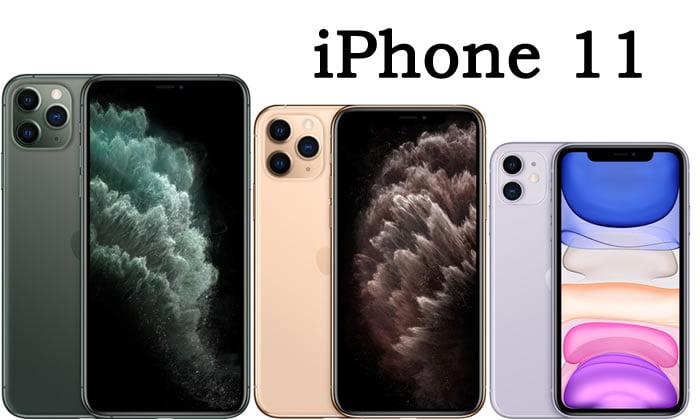 iphone 11 ekran cam değişimi